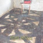 как выровнять бетонный пол.