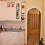 межкомнатные арки в интерьере, классическая арка на кухне