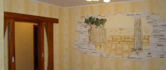 картина на стене своими руками.
