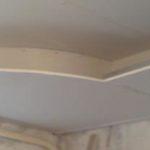 Как собрать двухуровневый потолок