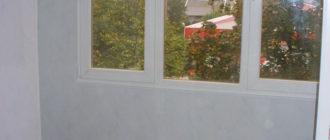 Чем утеплить балкон изнутри