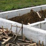 Как правильно залить фундамент под дом.