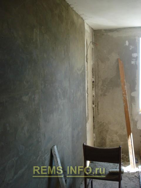 Штукатурка цементным раствором стен ускоритель сушки бетона