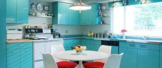 Дизайн кухни.