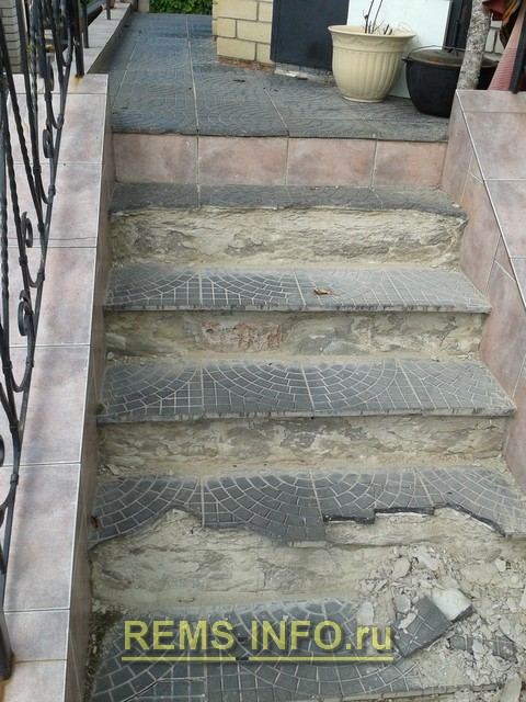 Раствор цементный на крыльцо ванная дизайн бетон