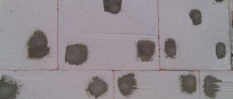 Утепление стен пенопластом снаружи своими руками.