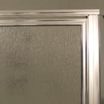 Замена двери душа в ванной комнате