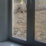 Пластиковые окна в деревянных рамах