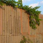 Высокий забор